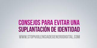 suplantación de identidad - violencia digital