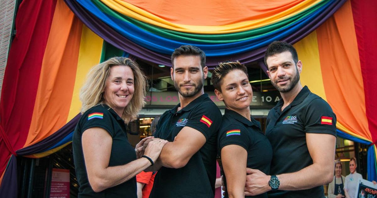 trabajo en madrid para gay