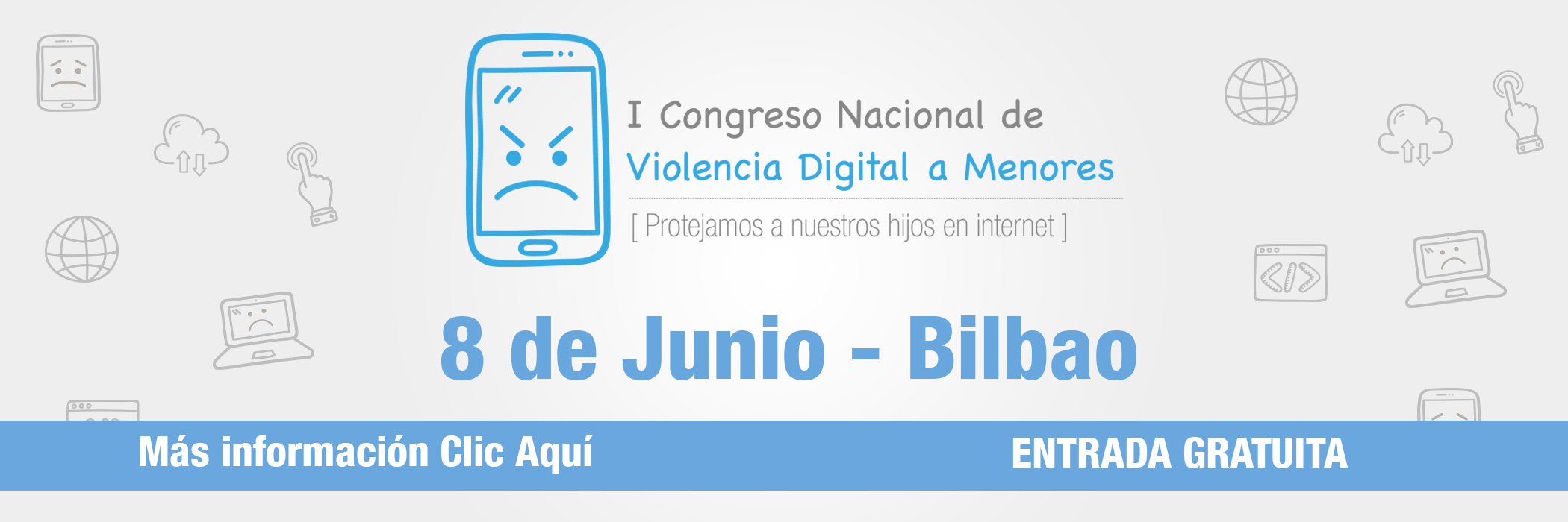 congreso violencia digital a menores