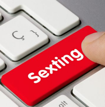 sexting a menores